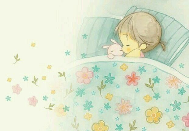 ... Dulces sueños...