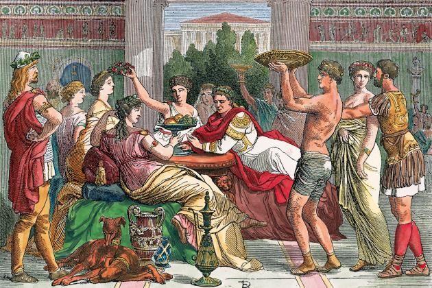 Wonderlijk Filmpje: De geschiedenis van wijn: De rol van wijn in het Romeinse ZE-46