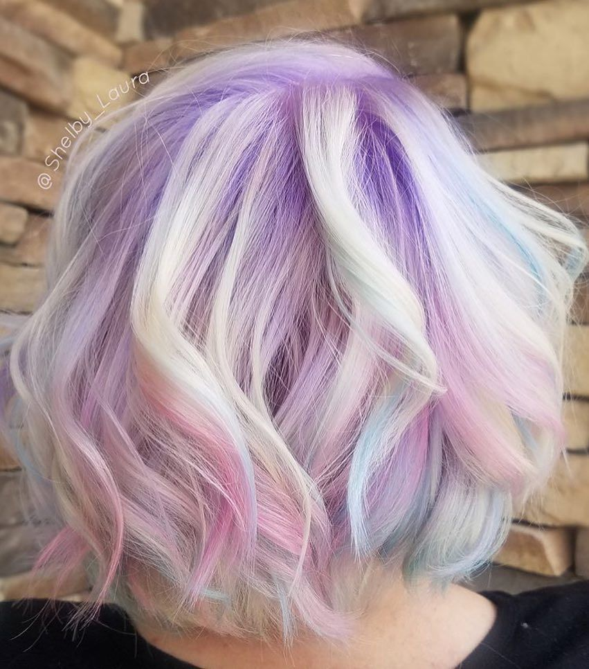 Alternative Fashion On Instagram How Cute Is This Credit Alexandria Pearrow Shelby Laura In 2020 Dyed Hair Cool Hair Color Hair Dye Colors