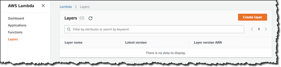 New for AWS Lambda – Use Any Programming Language and Share