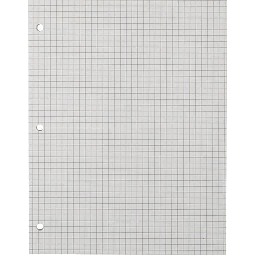 """Sustainable Earth By Staples® Filler Paper, 8 1/2"""" X 11"""