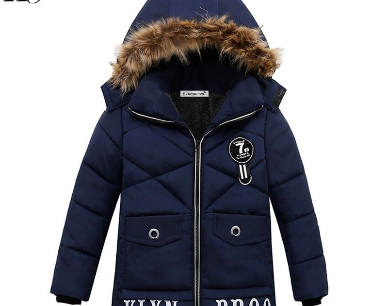 5abc32061 Hot Offer KEAIYOUHUO Boys Coats 2018 Winter Jacket Clothes High ...