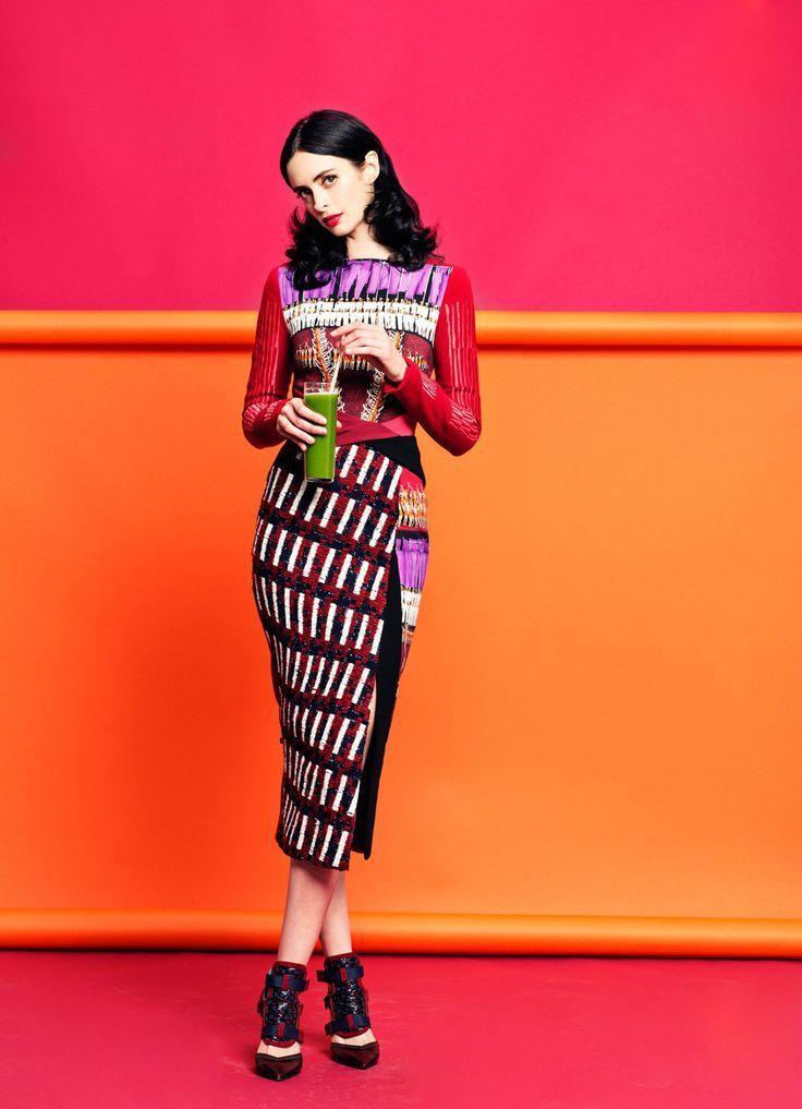 Pop Art Fashion, Editorial Fashion