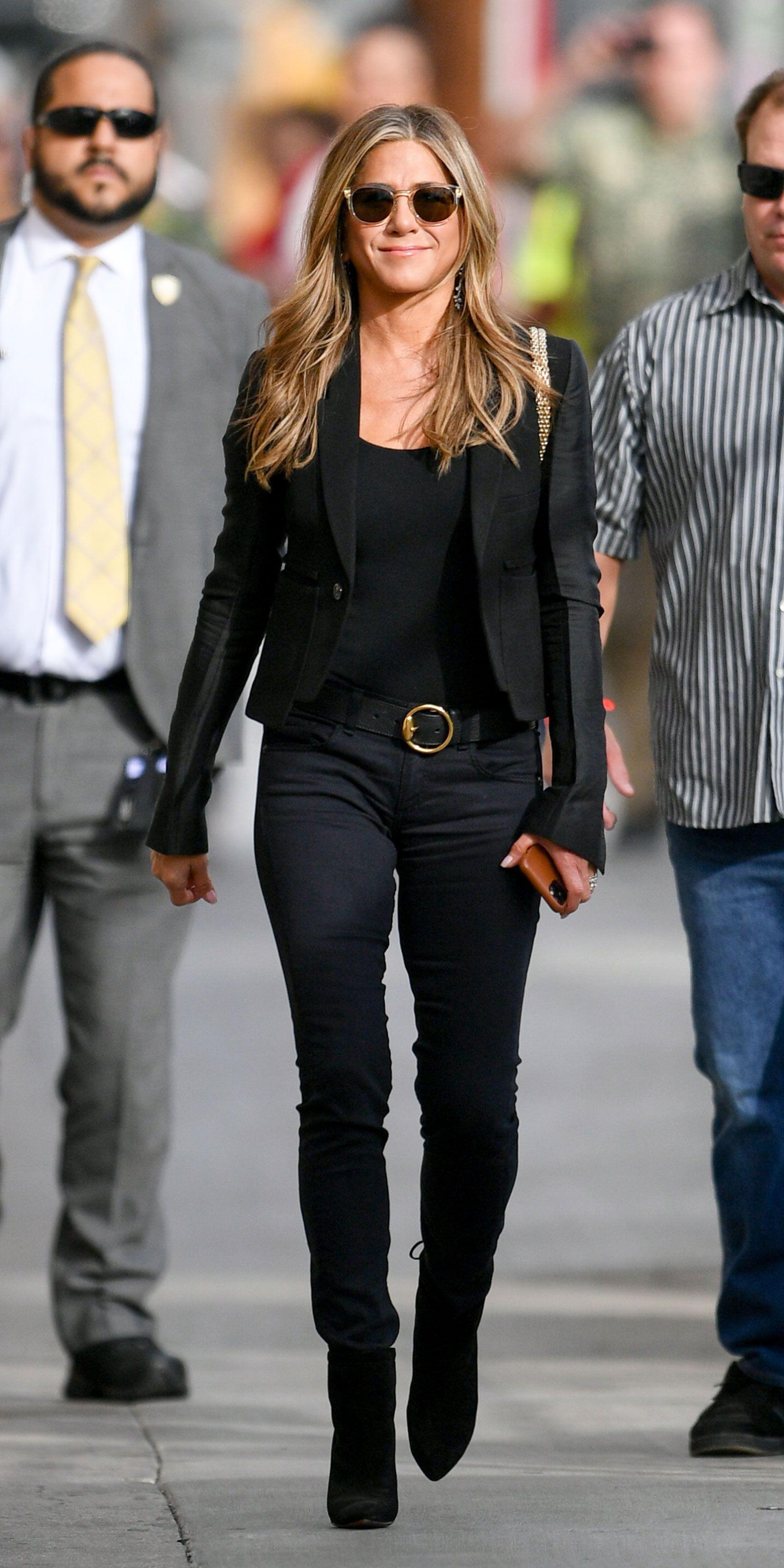 Look of the Day -   - #AngelinaJolie #CelebrityStyle #Day #HollywoodActresses #littletattooideas #skulltattoo #unusualtattoos