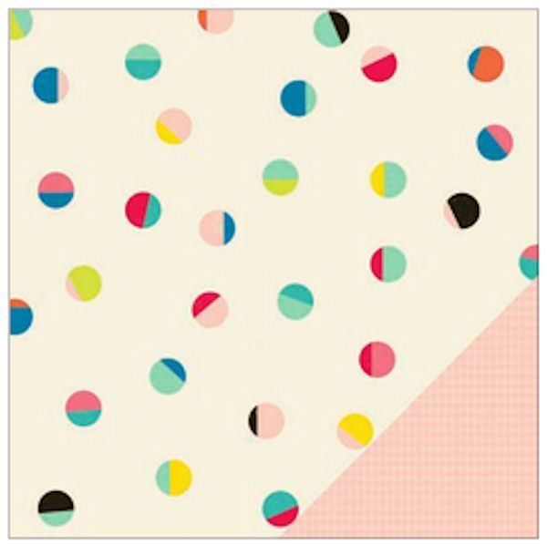 American Crafts > Shimelle > Baxter Paper - Shimelle - American Crafts : A Cherry On Top - pink ...