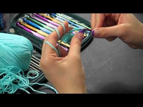 Corso Uncinetto tripla maglia alta - double treble crochet - Punti base ...