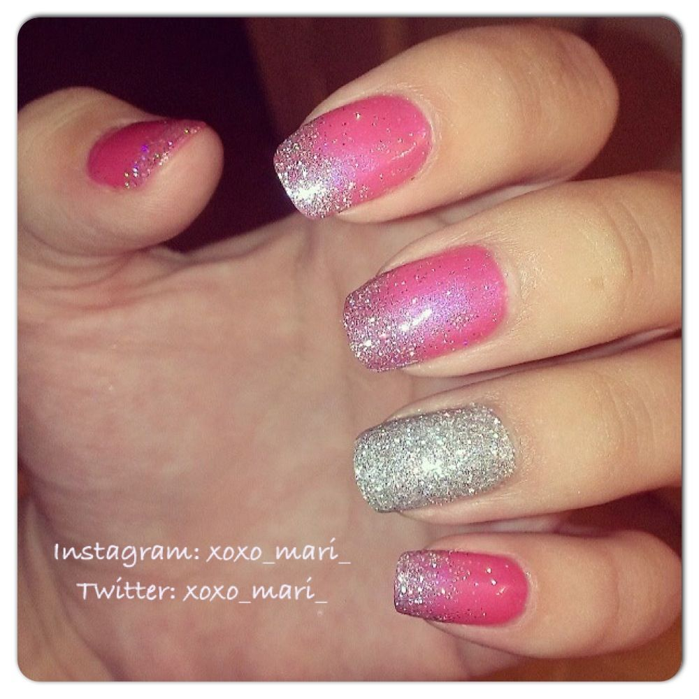 Nail Design with Shellac. Nail Art | Nails | Pinterest