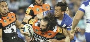 [Rugby League] Wests Tigers topple Dogs in mature effort http://www.southwestvoice.com.au/wests-tigers-topple-dogs-in-mature-effort/