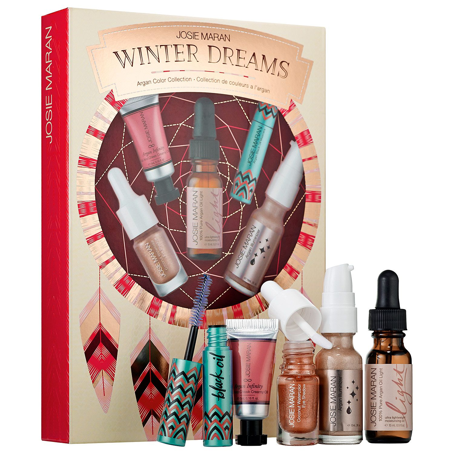 Winter Dreams Argan Color Collection Josie Maran Sephora