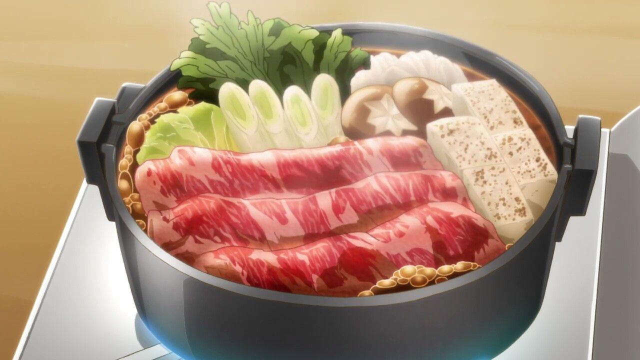 Pin By Shir Brayer On Anime Food Aesthetic Food Food Anime Bento