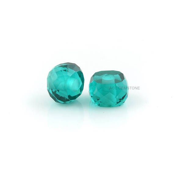 Blue Turquoise CAB Cabochon Beads For Jewelry Ring Pendant Making 5Pcs Wholesale