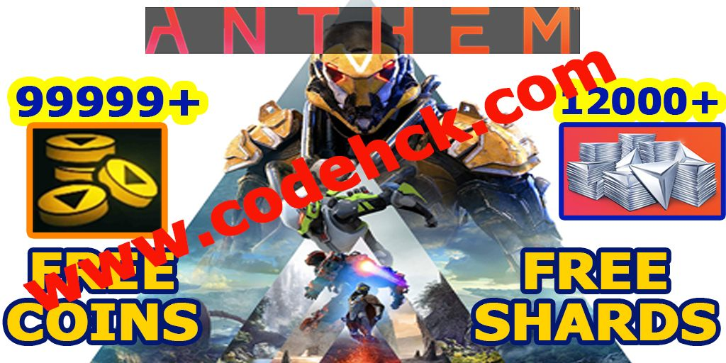 Anthem How To Get Coins - Anthem Free Coins for PS4/Xbox/PC