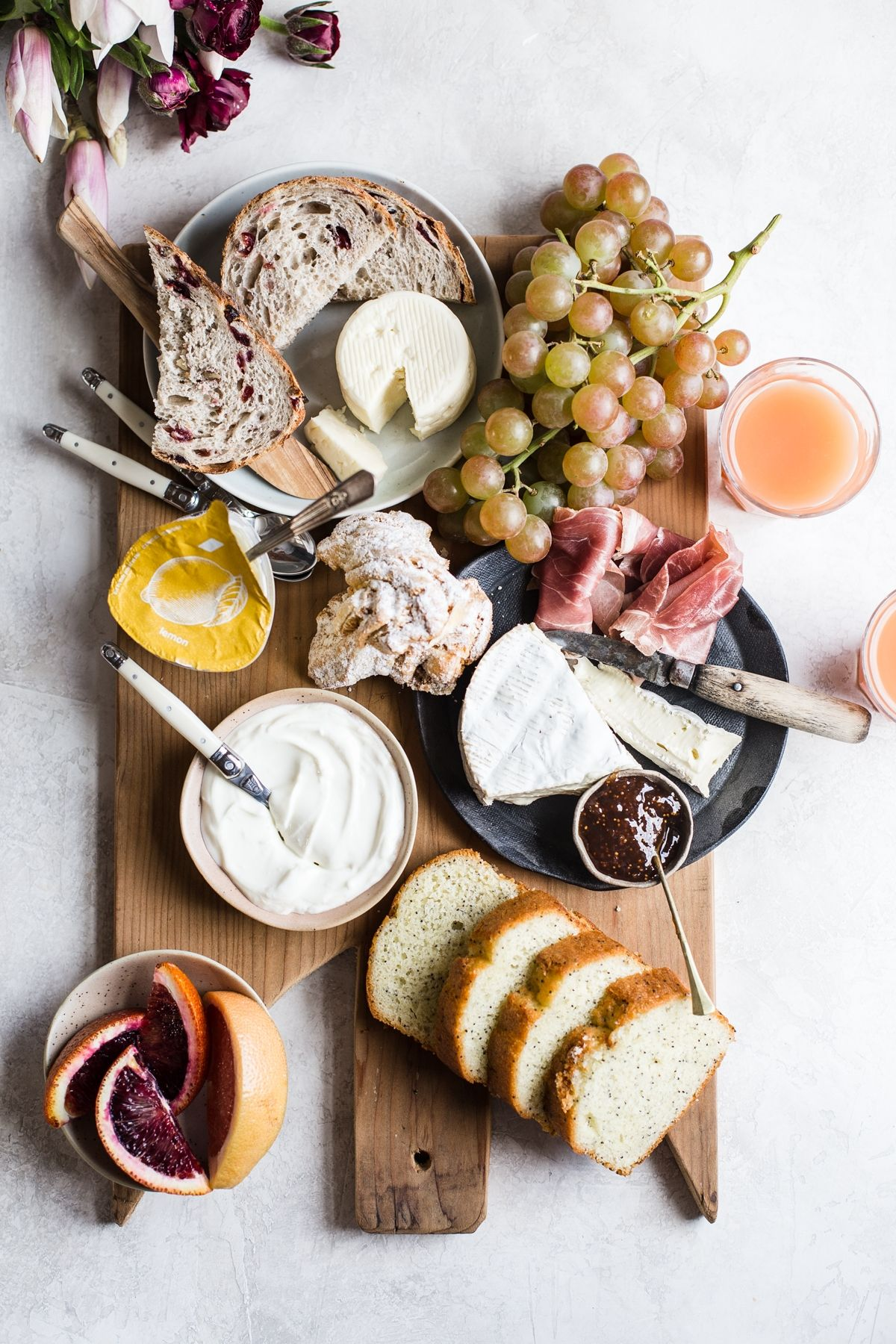 Continental Breakfast At Home The Modern Proper Recipe Food