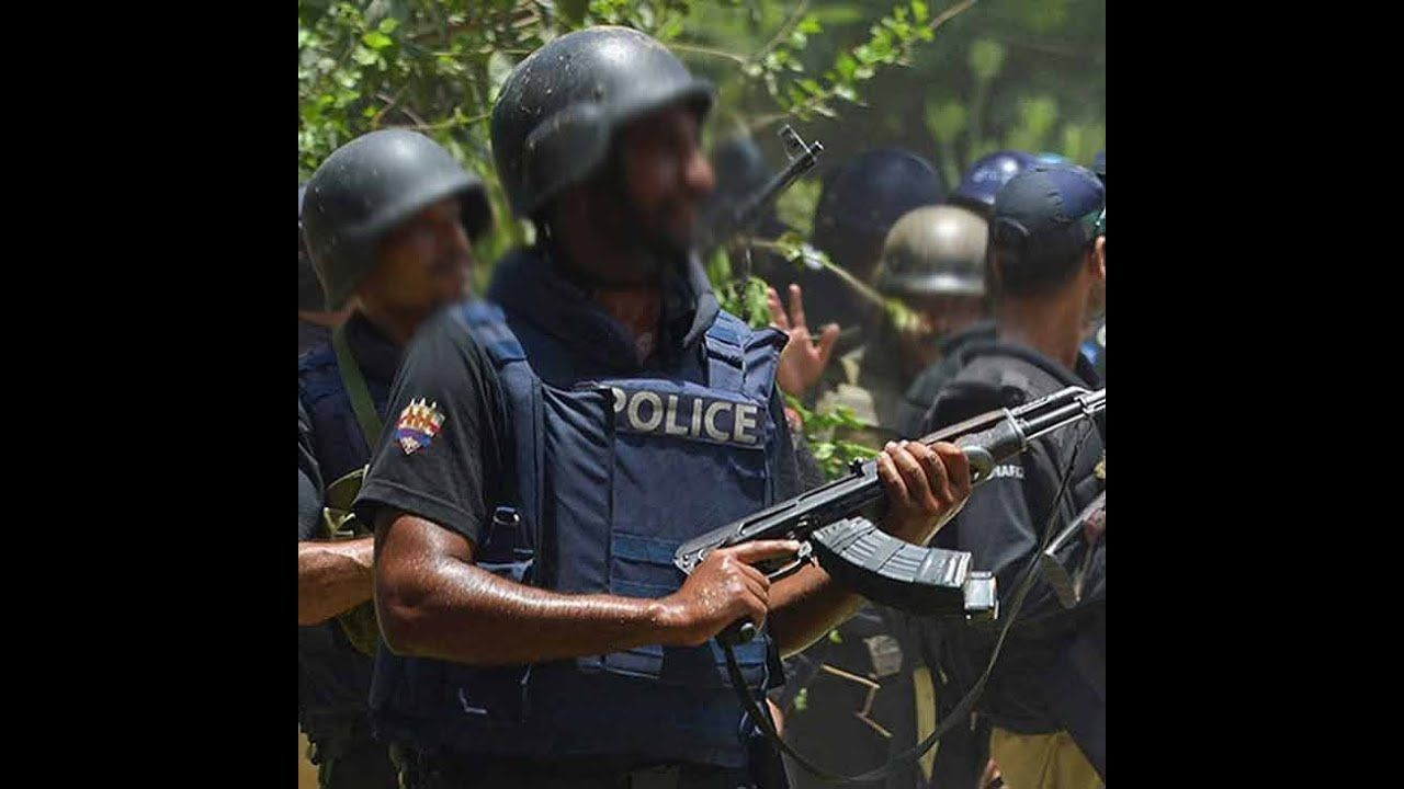 Many police officers linked to the Model Town Case ready