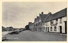 Henley-on-Thames, Auto Cars, Bridge, Cottage, Bar, with Greetings