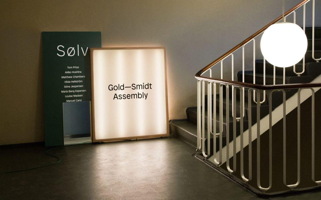 New Branding for Gold—Smidt Assembly by Re-public — BP&O