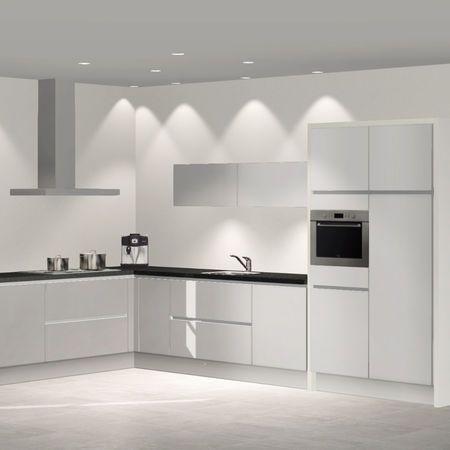 3d keuken beira hoekkeuken | extension ideas | pinterest | modular, Deco ideeën