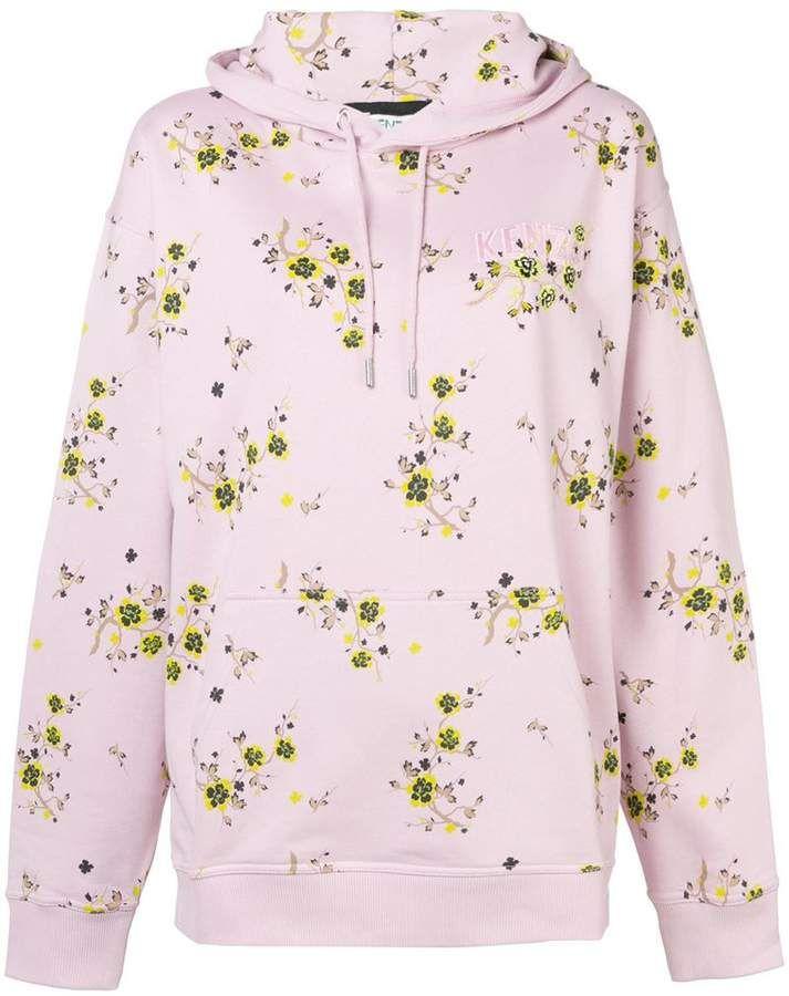 1d304c6795 Kenzo floral hoodie