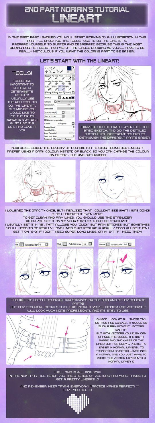 Noririn's Tutorial: Paint Tool SAI - PART 2 by Noririn-Hayashi on DeviantArt