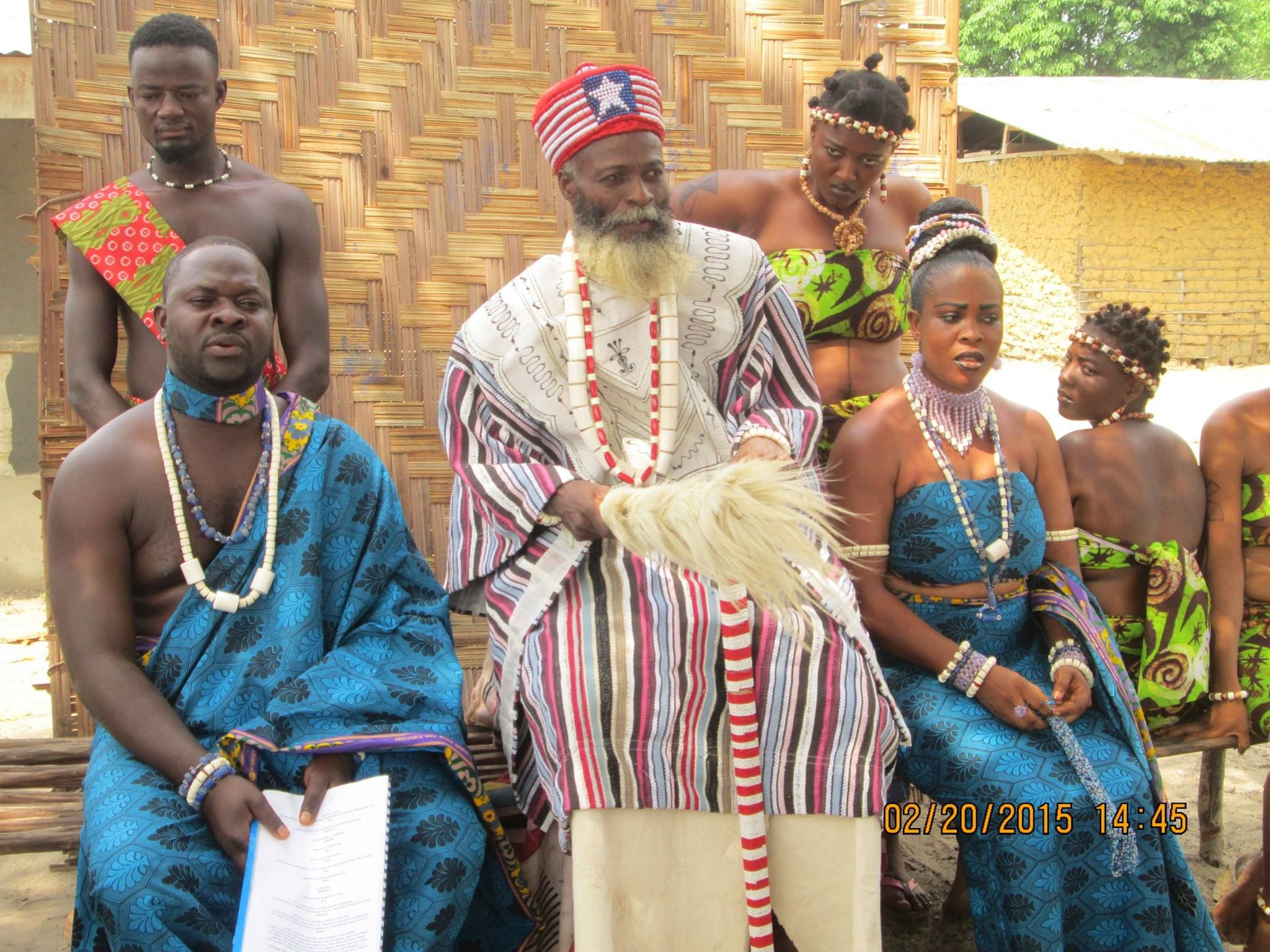 Liberian Traditional Were Wedding