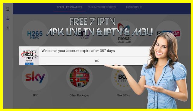 NEO TV PRO : PREMIUM IPTV CODE ( 365 DAYS ) Best live tv
