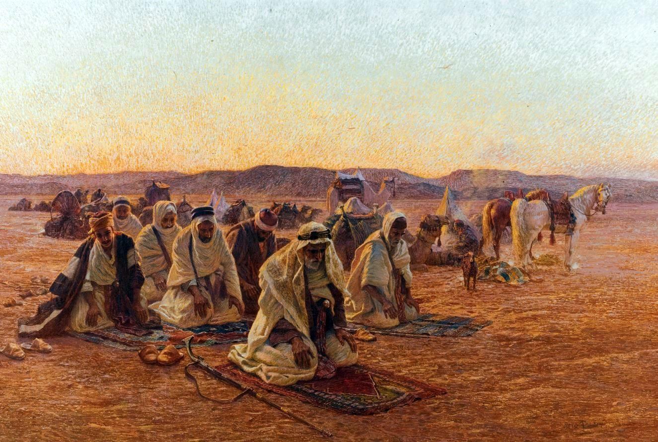 Швейцарский живописец Otto Pilny (1866-1936) (45 работ