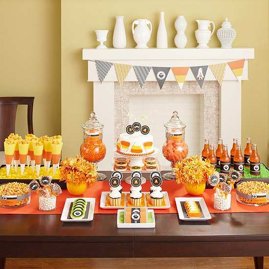 Halloween Party Hosting Halloween parties, Halloween table and - fun halloween party ideas