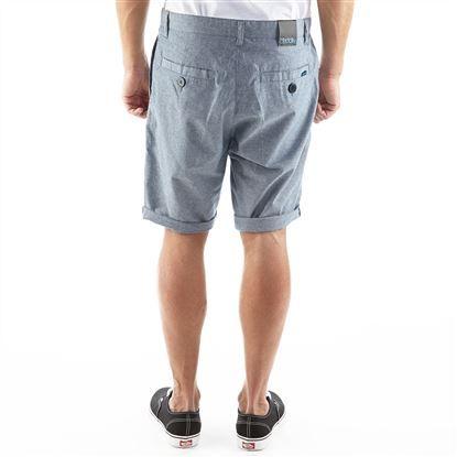 IRIEDAILY Golfer Chambray Shorts || Die Berliner Modeschmiede Iriedaily bringt hier eine lässige Short für den Sommer.