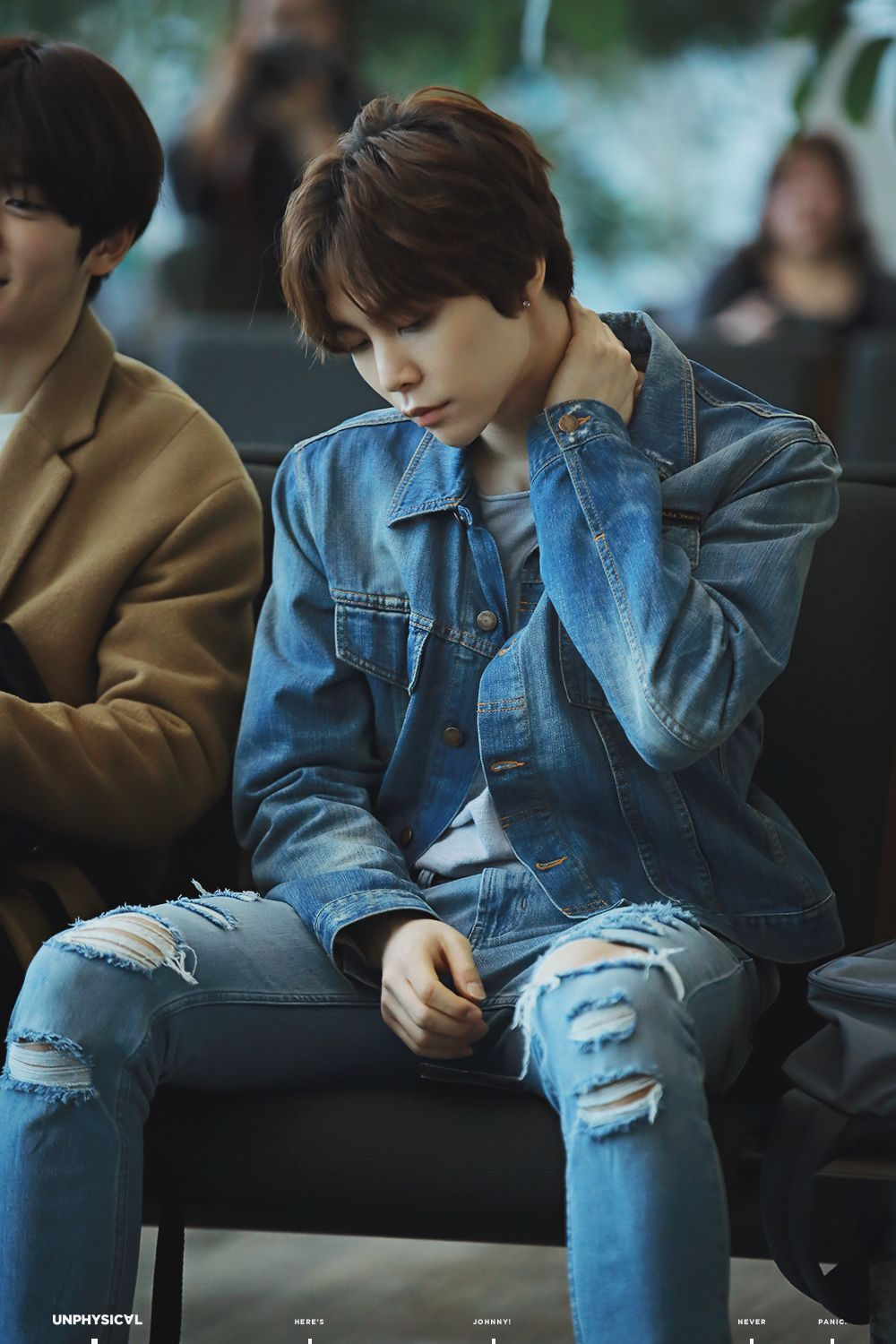 Johnny cr.@unphysicalo | SMRookies / NCT | Nct johnny, Nct ...