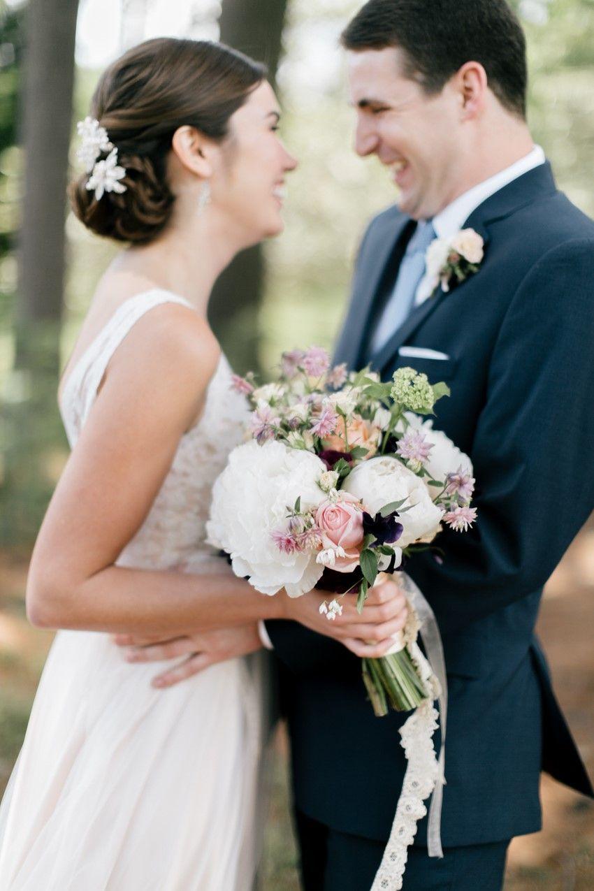 An enchanting and elegant vintage garden wedding vintage gardening