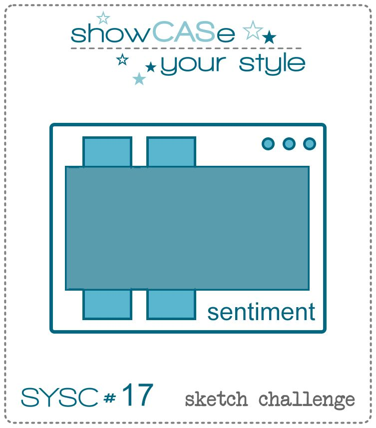 Showcase Your Style Challenge 17 Sketch Boceto