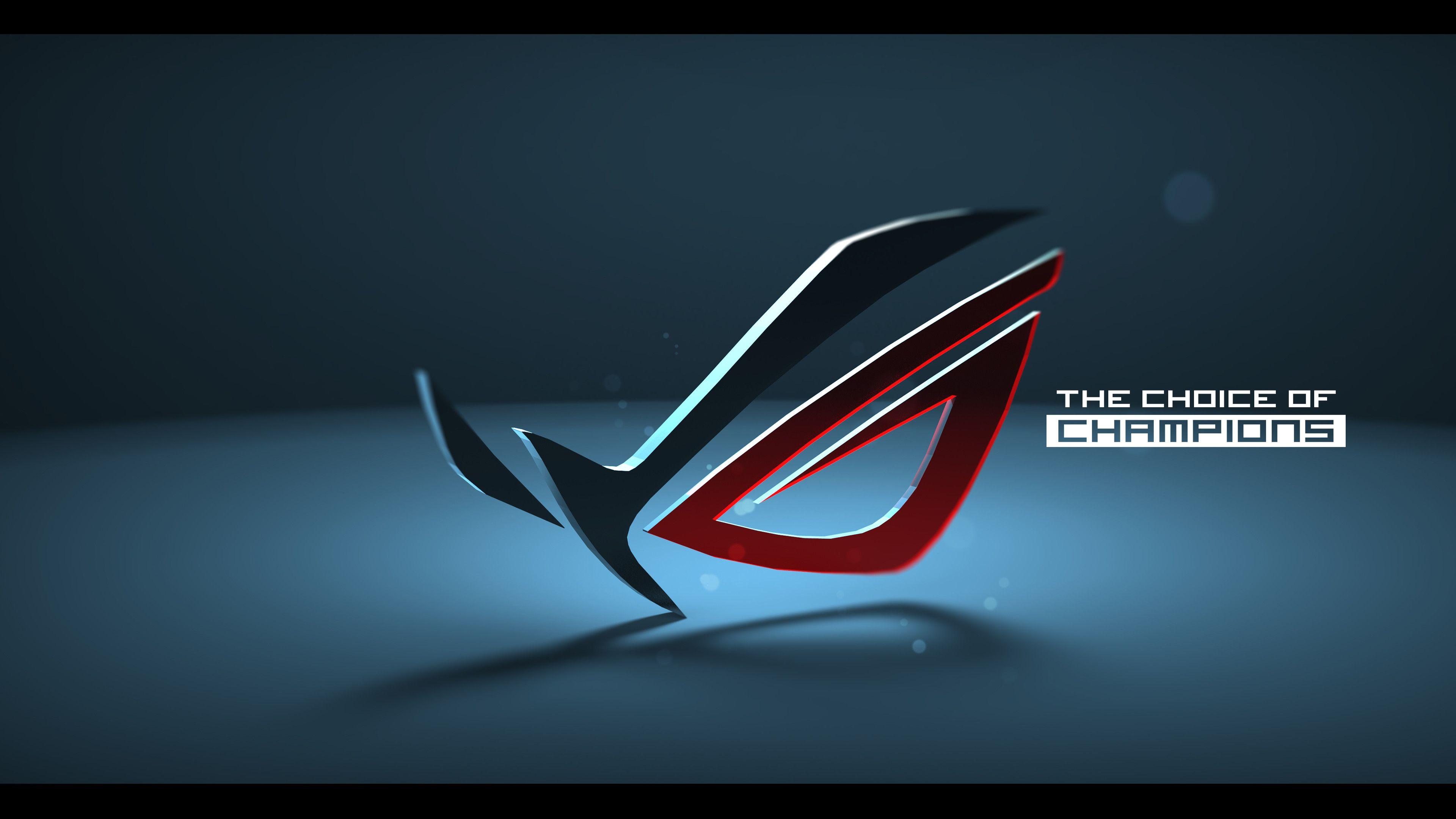 3840x2160 3d logo asus original 4k wallpaper ultra hd