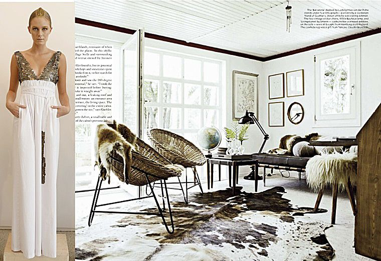 Spring 2013 Interior Design Is Strongly Influenced By