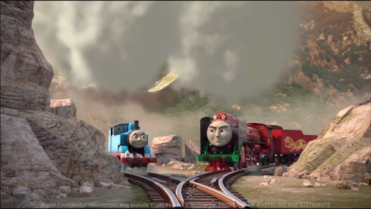 Watch Thomas & Friends: Big World! Big Adventures! The Movie Full-Movie Streaming