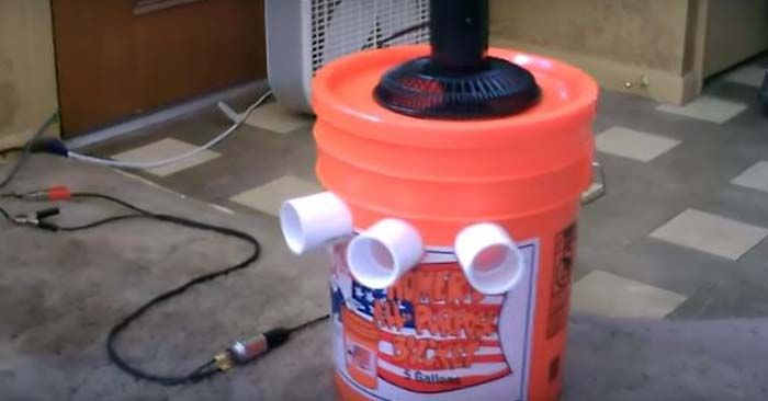 How To Make Your Own Air Conditioner Homemade Air Conditioner