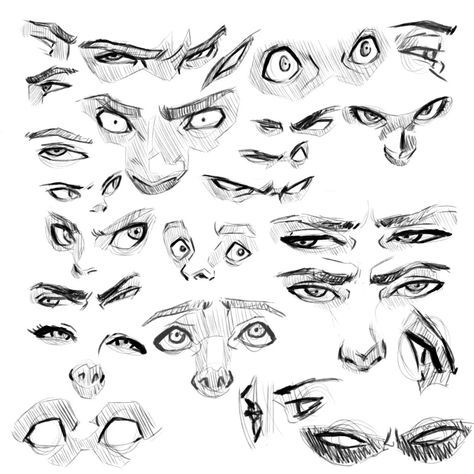 Drawing Reference Eyes Anatomy 26 Ideas Drawing Expressions Sketches Eye Drawing