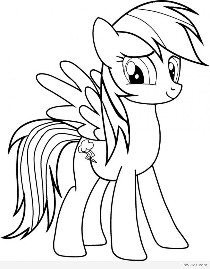 35 My Little Pony Coloring Pages Timykids My Little Pony Printable Horse Coloring Pages My Little Pony Coloring