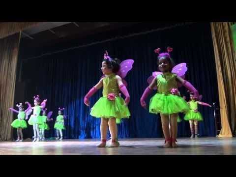 Bhartiya Vidya Mandir, Annual Function , Kids Performing