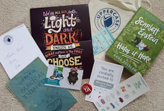 Owlcrate Vs Uppercase April 2016 Review Owlcrate April 2016 Book Box