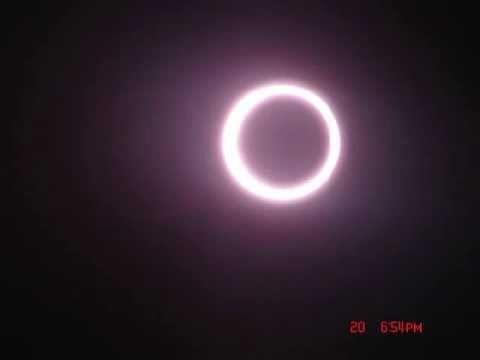 2012 Solar Eclipse St. George, Utah