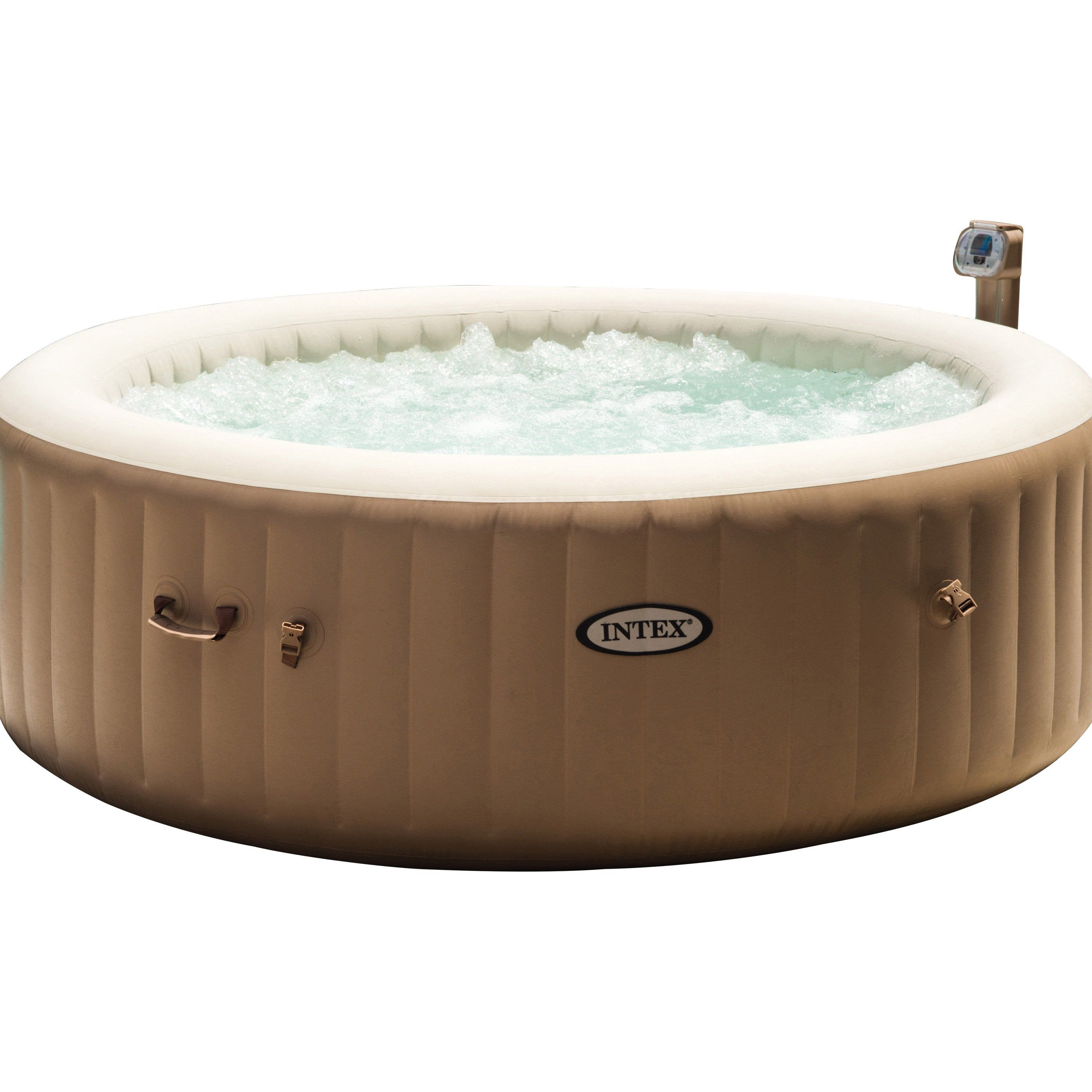 Spa Gonflable Intex Pure Spa Bulles Rond 6 Places Assises Spa Gonflable Spa Gonflable Intex Gonflable