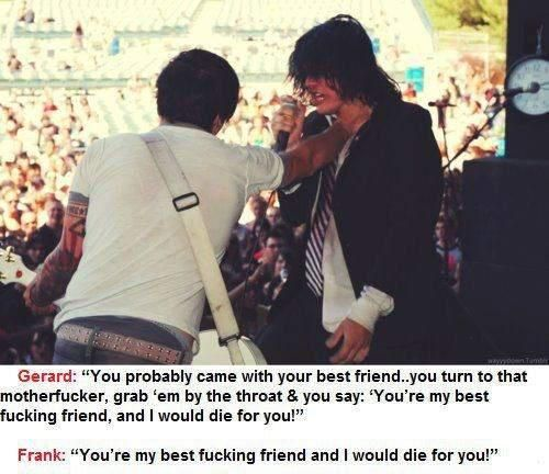 We Talk We Cry Or This Is How I Care For You Frerard S