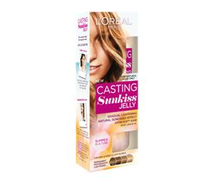 Casting Sunkiss Jelly 02 For Dark Blonde To Light Blonde Loreal Casting Creme Gloss How To Lighten Hair Light Blonde Hair