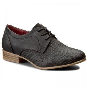 b84b0c3218 Oxford cipők JENNY FAIRY - WS2016-1 Fekete | ruha | Pinterest ...