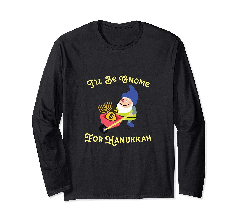 Ich werde Gnom für Chanukka sein Lustige jüdische Weihnachten Menorah Langarm T-Shirt I ..., #Chanukka #christmashanukkah #felizhanukkah #für #Gnom #hanukahanukkah #hanukkahactivities #hanukkahaesthetic #hanukkahappetizers #hanukkahart #hanukkahbackground #hanukkahblessings #hanukkahbrisket #hanukkahbush #hanukkahcake #hanukkahcandles #hanukkahcards #hanukkahcelebration #hanukkahclipart #h...