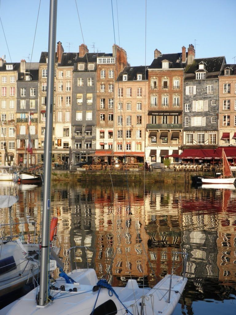 Honfleur, Normandy, France