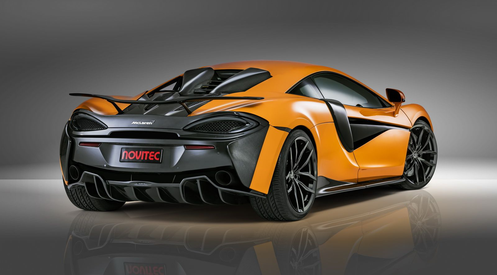 Novitec Tunes The Mclaren 570s Up To 650s Territory 36 Images
