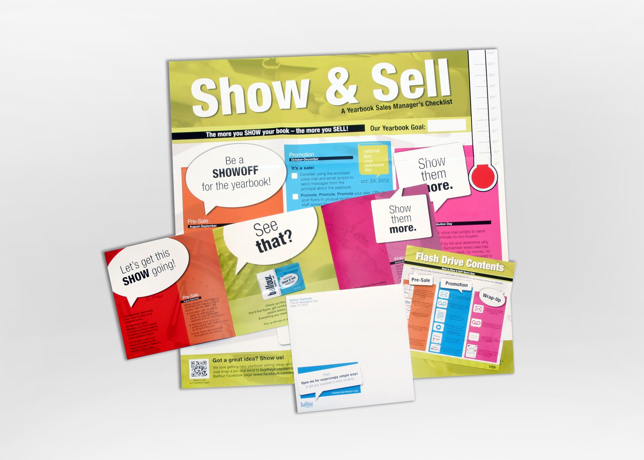 Show Amp Sell Pack