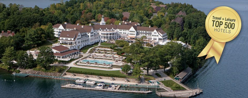 Welcome to The Sagamore Resort on Lake George | Top Menu