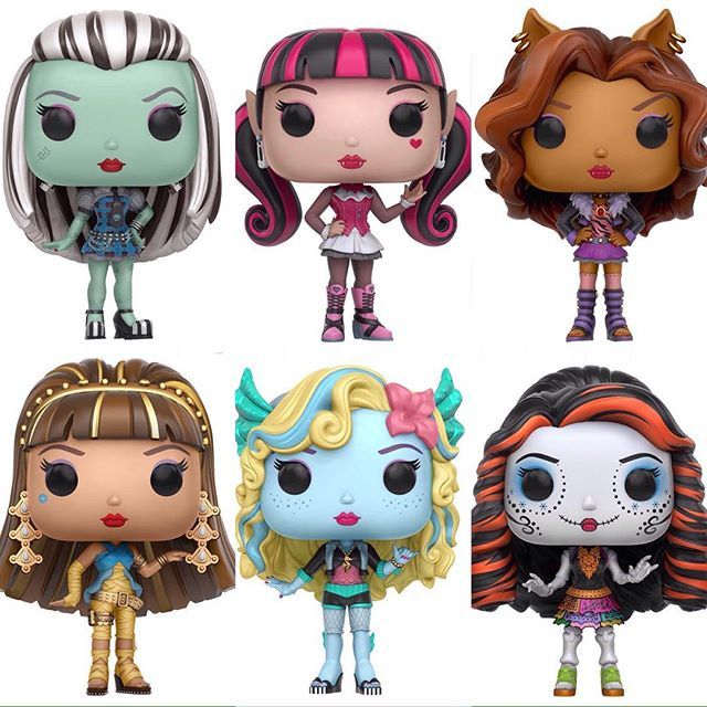 Idea By On F U N K O S Pop Toys Funko Pop Dolls Funko